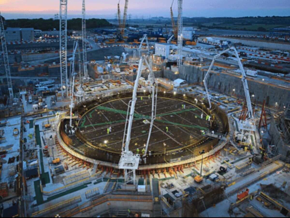 EDF Nuclear New Build Hinkley Point C Embedding Orbit™ onto Project image